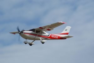 Ageing Cessna 172 planes are still used for CPL training