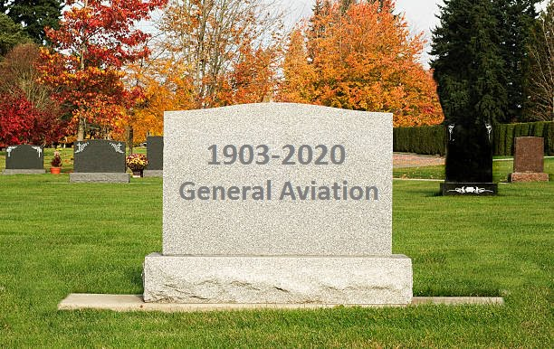 General Aviation in Australia is dying