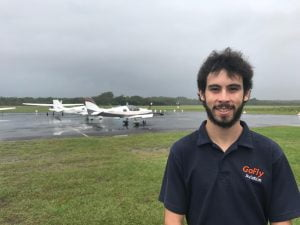Tim Williams instructor GoFly Aviation