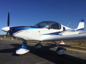 new Sling2 aircraft