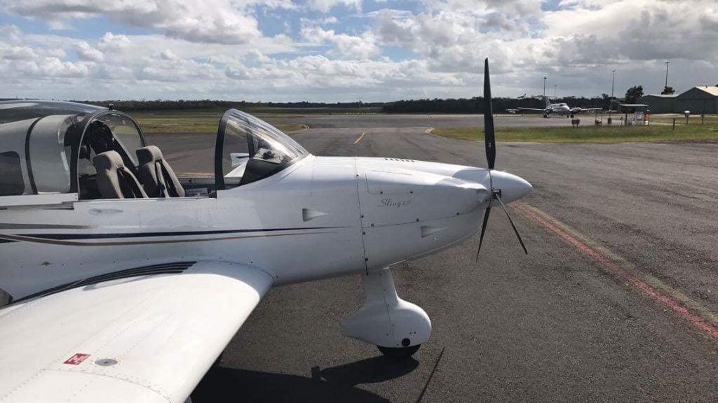 Sling 2 plane