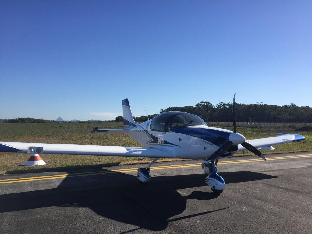 Sling 2 aircraft