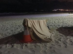 Beachside accommodation during Vinnies Sleepout