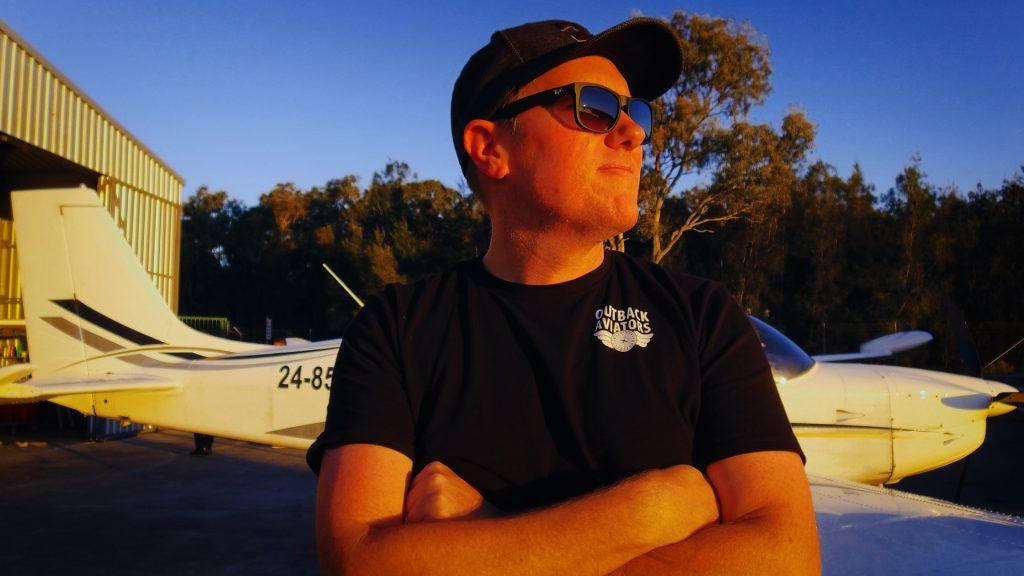 Stephen Limkin Outback Aviator