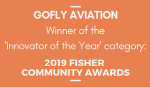 2019 Fisher Community award