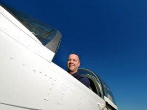 Damien wiIlls on aviation