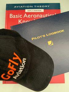 BAK book, cap, log book