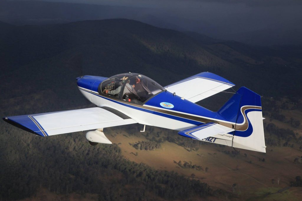 Robin aerobatic trainer