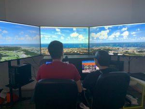 3 screen sim