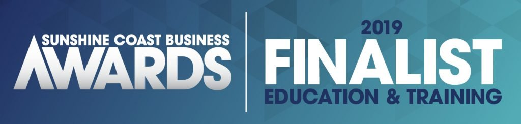 2019 finalist Sunshine Coast Business Awards