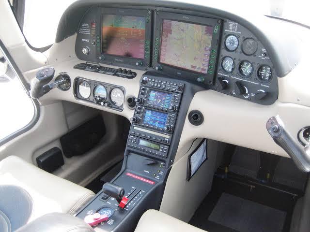 Cirrus dashboard