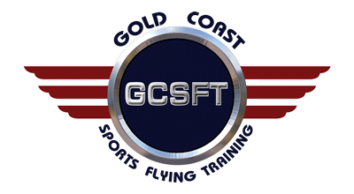 Gold coast sport flying training logo